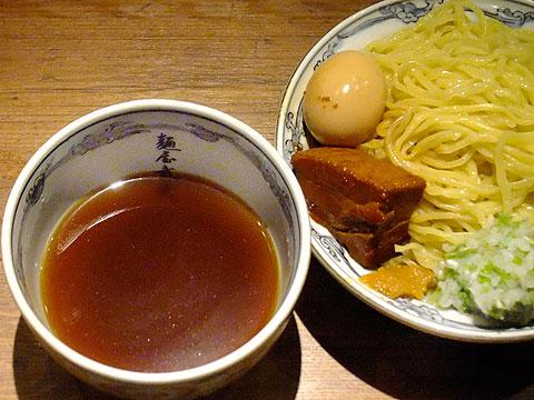 麺屋武蔵 味玉冷しつけ麺