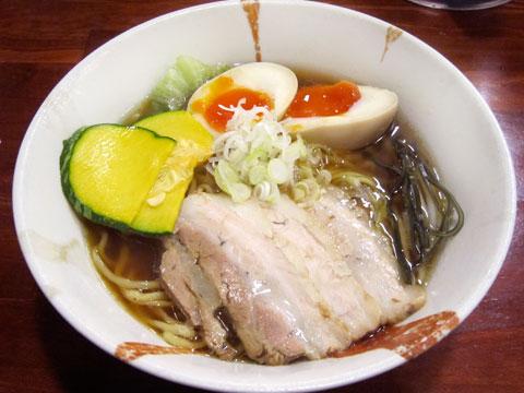 旬麺しろ八 しろ八麺+かぼっコリー