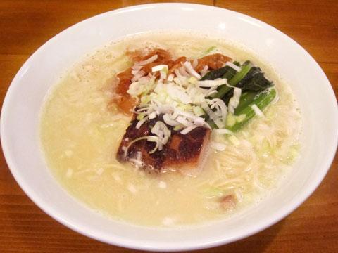 SOULMEN 魂麺 SOUL鶏白湯麺(塩)