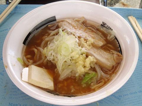 東京ラーメンショー 長尾中華そば×大 超特級津軽D麺