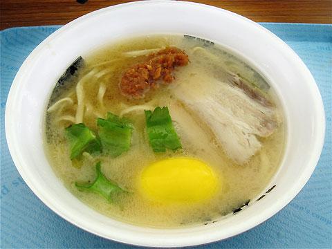 東京ラーメンショー 琉球麺侍 美ら麺食べるあぶらみそVer
