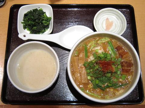弥彦 越後味噌剛麺