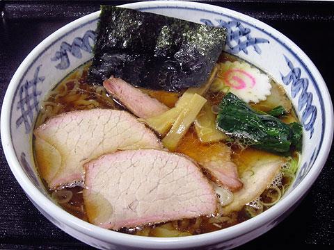 とら食堂@東急東横催事 焼豚麺