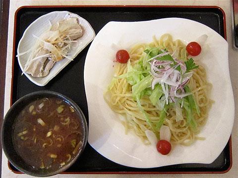 Hananoki@Plus 春つけ麺