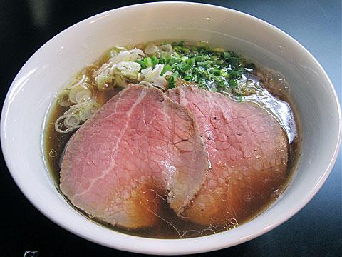 マタドール 贅沢焼牛らぁ麺