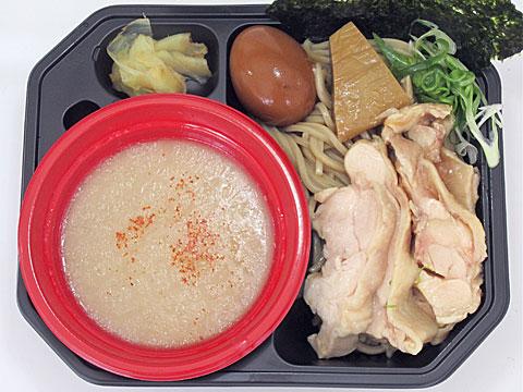 五ノ神製作所@大つけ麺博 つけ麺 銀ダラ搾り