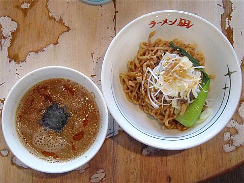 凪 炎のつけめん 炎の担々つけ麺