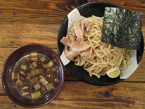 凪@新宿ゴールデン街 小つけ麺博 秋刀魚の鮮魚つけめん