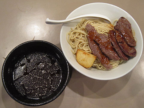 五ノ神製作所 蝦夷鹿つけ麺