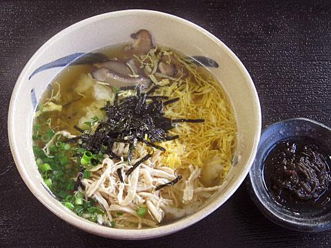 島しん@東武池袋催事 奄美鶏飯セット