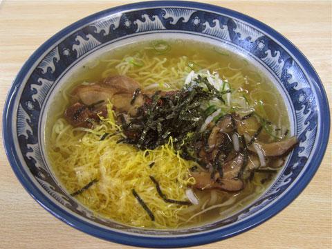 島しん@東武池袋催事 奄美鶏飯ラーメン