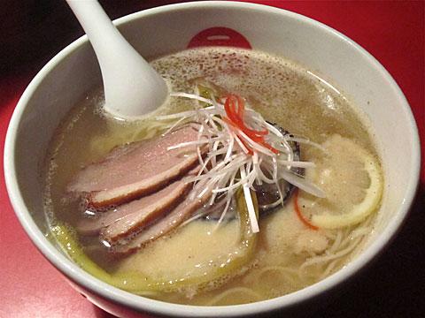 麺屋武蔵 二天 雪解け桜塩ら〜麺