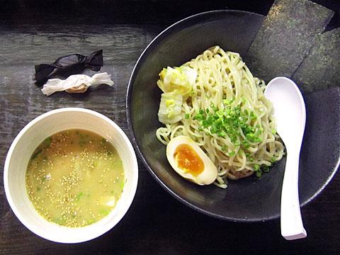 麺屋 二刀拳 柚子味噌つけ麺