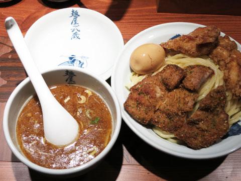 麺屋武蔵 二天 二天つけ麺(新)