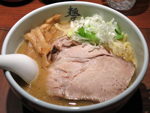 麺屋武蔵 二天 ら〜麺(新)