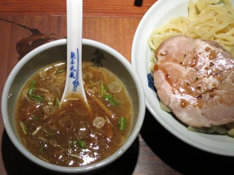 麺屋武蔵 二天 濃厚つけ麺