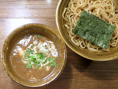 えん寺@池袋 ベジポタつけ麺