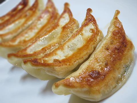 香蘭 焼餃子