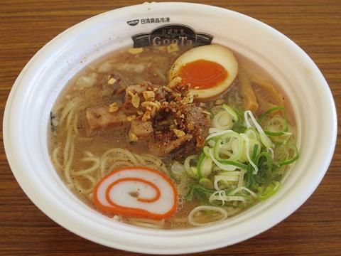 富山麺友会@東京ラーメンショー立山ポーク豚肉麺