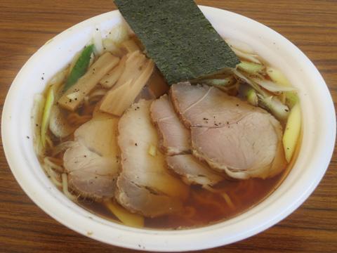 信州麺友会 in 東京ラーメンショー 信州王様中華そば