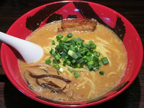 麺屋武藏 武骨 味噌ら〜麺