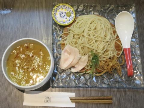 柳麺 呉田 塩つけ麺