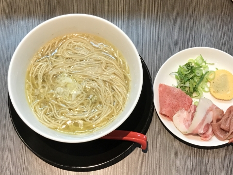 柳麺 呉田 二年そば
