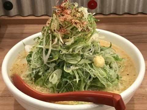 ソラノイロNIPPON 北海道ネギ味噌ラーメン