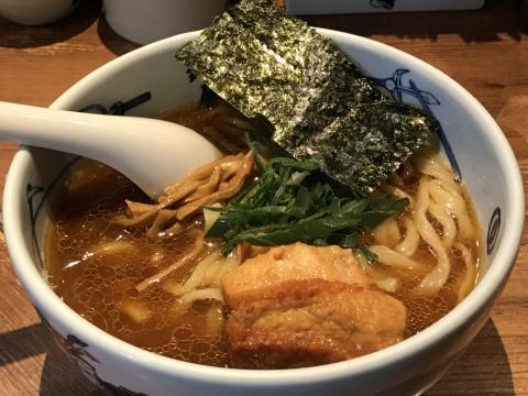 麺屋武蔵 角煮ら〜麺