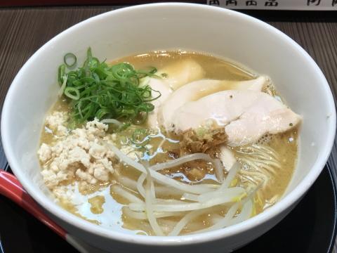 柳麺 呉田 鶏白湯SOBA