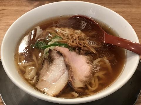 麺や七彩 喜多方らーめん(醤油)