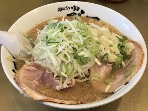 超ごってり麺 ごっつ しょうゆラーメン(背脂多め)