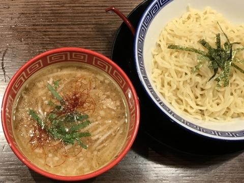 東京じゃんがら@ecute上野 信州味噌の香りつけ麺