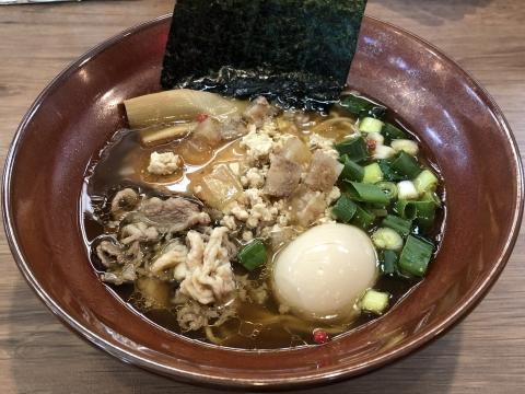 麺家 Shumen Doushi@南与野 極 -Kiwami- 正油SOBA