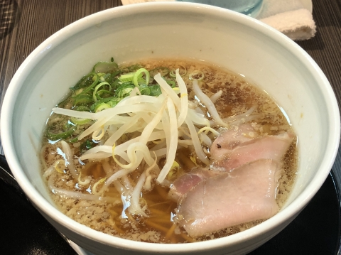 柳麺 呉田@北浦和 ゴールデンウィーク2018 豚の中華そば