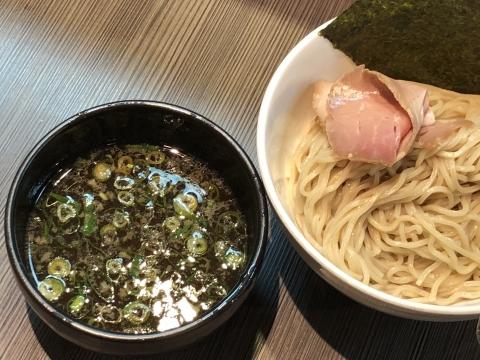 柳麺 呉田@北浦和 ゴールデンウィーク2018 豚のつけ麺