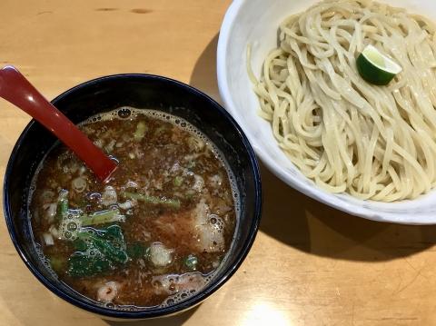 麺匠 喜楽々@東川口 つけ麺