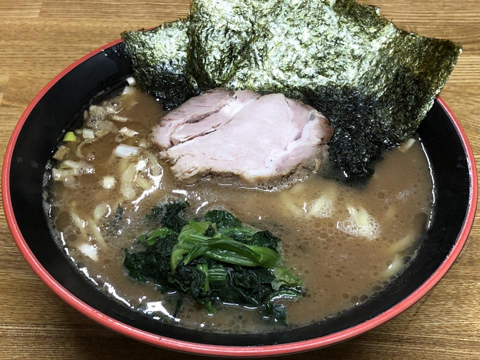 麺屋 紫極@さいたま新都心 ラーメン
