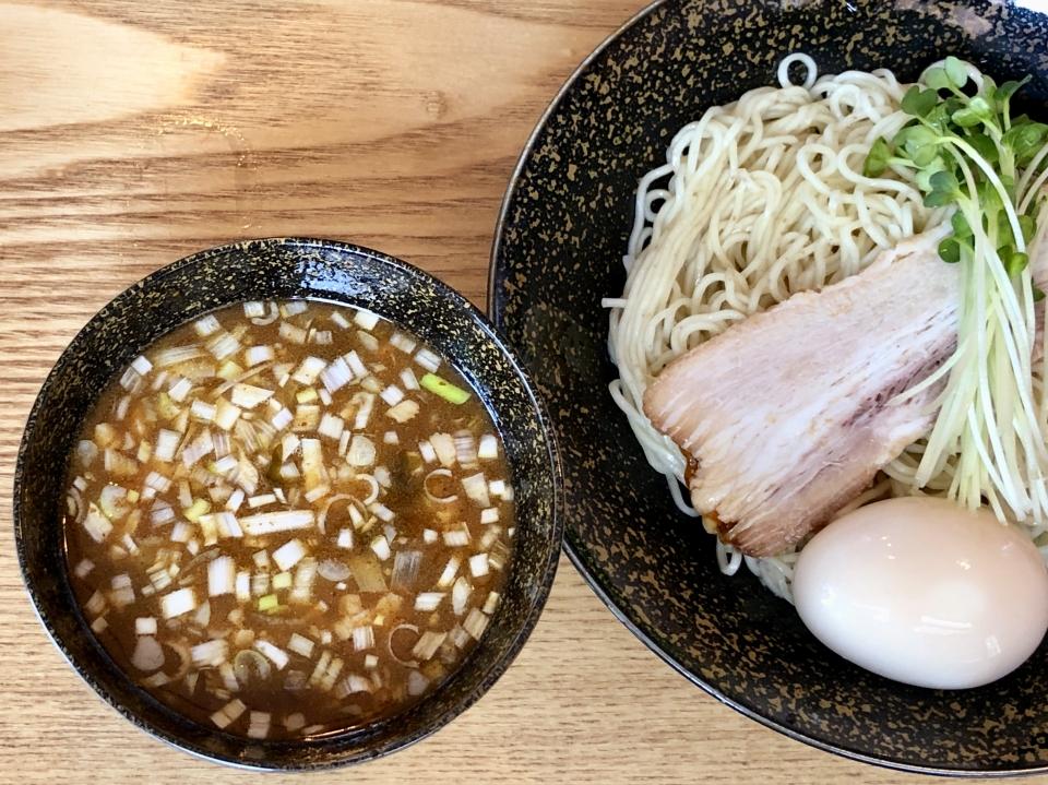 麺屋薫堂@仲御徒町 旨辛つけ麺