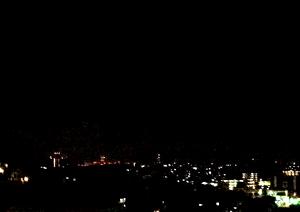 除夜の汽笛