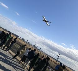 飛行機ファン