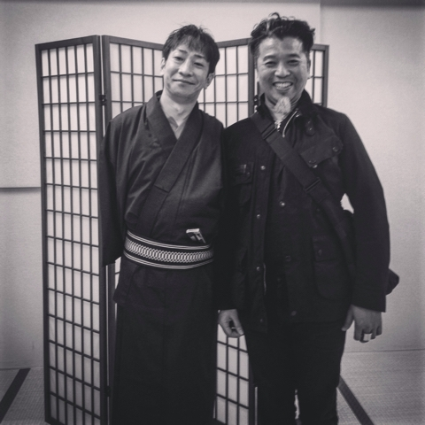 "KABUKI actor ""中村蝶之介"" (^_^..."