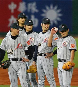 野球日本代表!