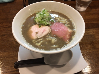 醤油らぁめんtype-M