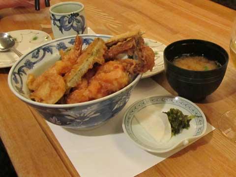 天ぷら新宿つな八京都た高島屋