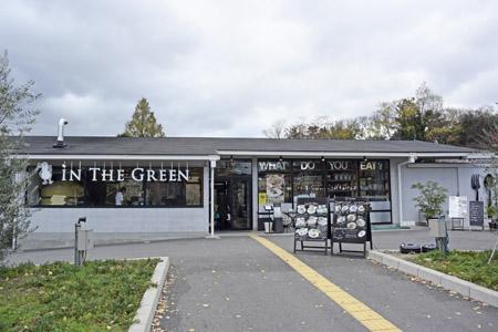 イン・ザ・グリーン (IN THE GREEN)