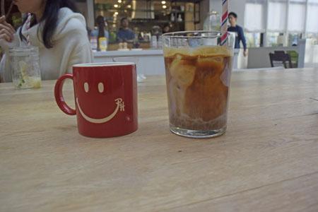 RH Cafe 京都店 (アールエイチカフェ)