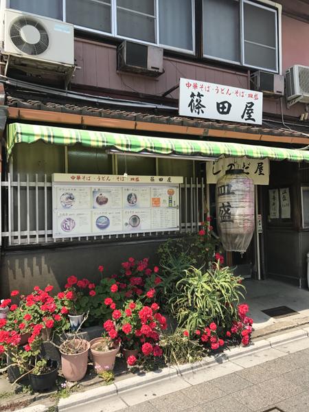 篠田屋  (三条大橋東)