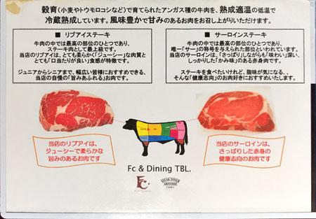 エフシー&ダイニング・テーブル 京都御所店
