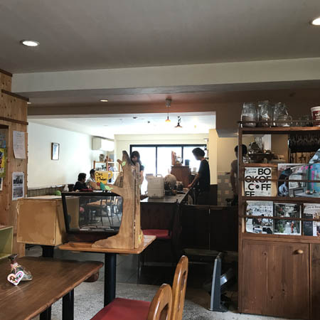 カフェ パラン Cafe Phalam  (JR二条駅)